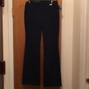 Ellen Tracy navy dress pants